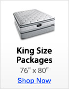 King Size Packages