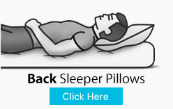 Back Sleeper Pillows