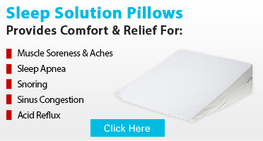 Sleep Solution Pillows