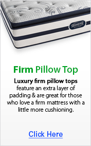 Firm Pillow Top