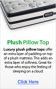 Plush Pillow Top