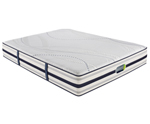 """""""Fuller Corner Plush, The Simmons Fuller Corner Plush Mattress has a Hybrid design with fusion of AirCool&reg memory foam with micro GelTouch&trade"""