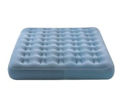 Beautyrest Air Mattresses simmons beautysleep queen size smartaire express air bed with hands free pump