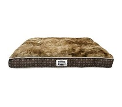 Beautyrest Pet Beds simmons retro mat plus azure shitake pet bed