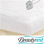 Simmons B00u1y7v52 Electric Heated Mattress Pad