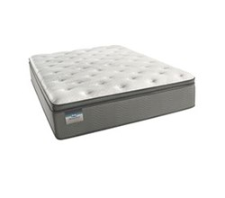 Simmons BeautySleep Twin Extra Long Size Mattresses beautysleep 450 plush pillow top twinxl size