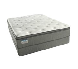 Simmons Queen Size Plush (Medium) Comfort Mattress  simmons beautysleep 400 lfpt