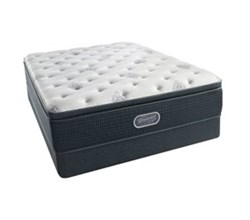 Simmons Queen Size Plush (Medium) Comfort Mattress  simmons beautyrest silver 700 lfpt