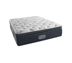 Simmons Twin Size Luxury Pillow Top (Softest) Comfort Mattress Only simmons beautyrest silver 900 ppt