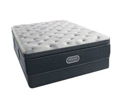 Simmons Full Size Luxury Pillow Top (Softest) Comfort Mattress  simmons beautyrest silver 900 ppt