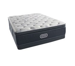 Simmons Queen Size Plush (Medium) Comfort Mattress  simmons beautyrest silver 900 lfpt