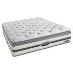 Simmons Spalding Plush Pillow Top Queen Mattress Beautyrest Recharge S