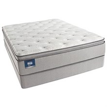 Simmons Twin XL Size Luxury Pillow Top (Softest) Comfort Mattress  Simmons Beautysleep Chickering Plush pillow top twin xl mattress set
