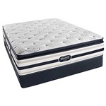 Simmons BRU6 PPT Cal King LP Set Beautyrest Recharge Ultra Ford