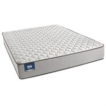 Simmons Full Size BeautySleep Mcallister Firm simmons beautysleep cadosia firm full size mattress