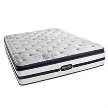 Simmons King Size Mattress Only beautyrest recharge north hanover luxury firm pillow top king mattress