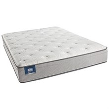 Simmons Full Size Luxury Pillow Top (Softest) Comfort Mattress Only simmons beautysleep cadosia plush euro top mattress only