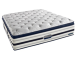 """Kimble Ave Plush Pillow Top, Sleep in comfort with our Simmons BeautyRest World Class Kimble Ave Plush SPT Mattress Only that has hi-tech mesh border fabric which is comfortable and soft to touch"