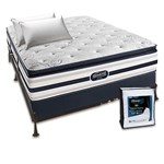 Simmons BRU6 PPT Twin Bundle Beautyrest Recharge Ultra Ford