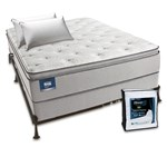 Simmons BS4 LFPT Cal King Bundle Simmons Beautysleep Chickering